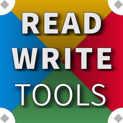 Read Write Tools icon